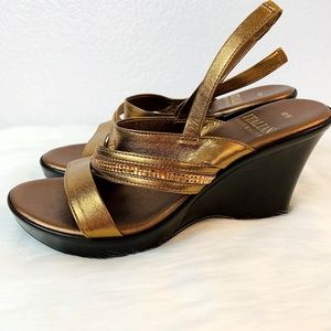 Italian Shoemakers Zanna Sandal 10W